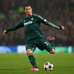 Cristiano Ronaldo obrázek