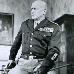 US vojenský velitel George Smith Patton obrázek