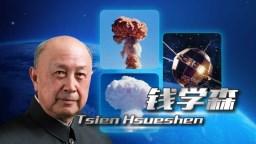 Čínský vesmírný otec Qian Xuesen